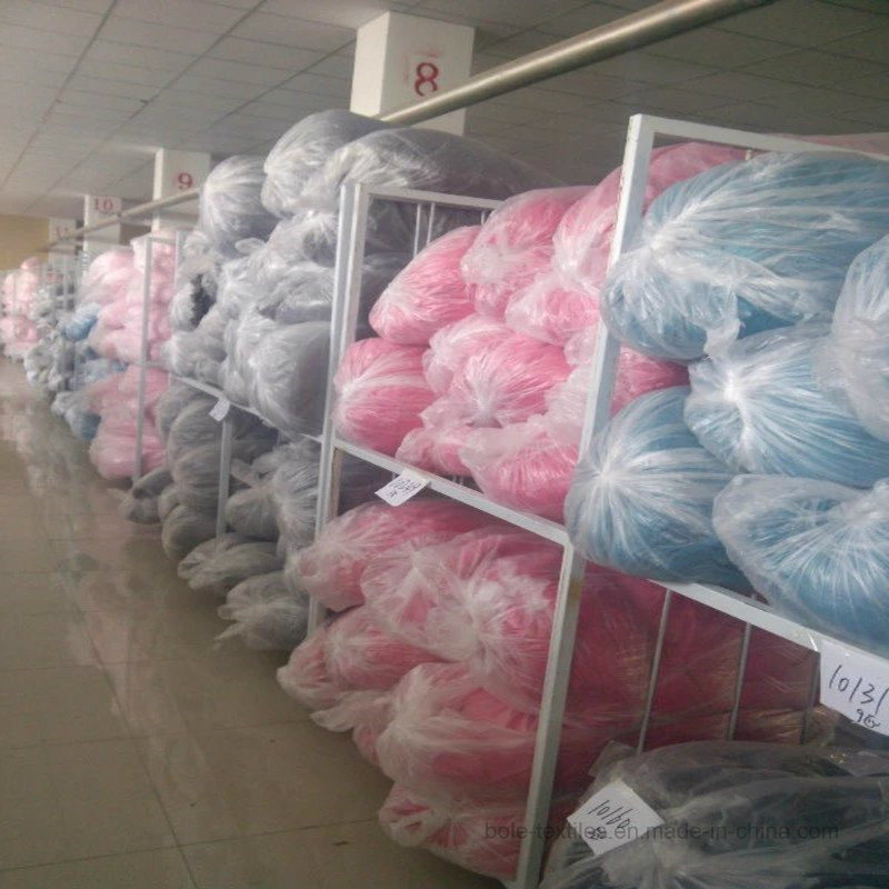Polyester/Polar Fleece Fabric/Flannelette/Knitted Fabric