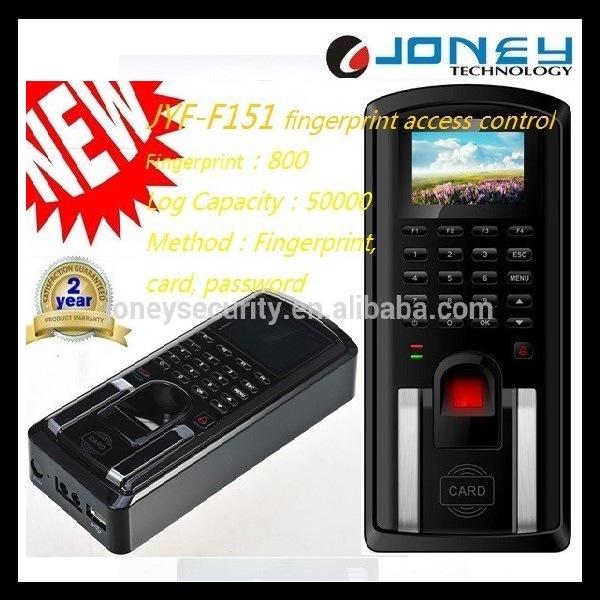 RS485 TCP RFID Access Control Biometric Fingerprint Reader Door Controller
