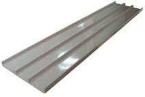 Magnesium Bull Float Square End (MC114G)