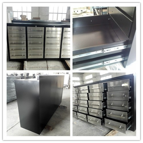 China Supplier Tool Box Roller 72 Inch Chest/ Workshop Drawer Tool Cabinet