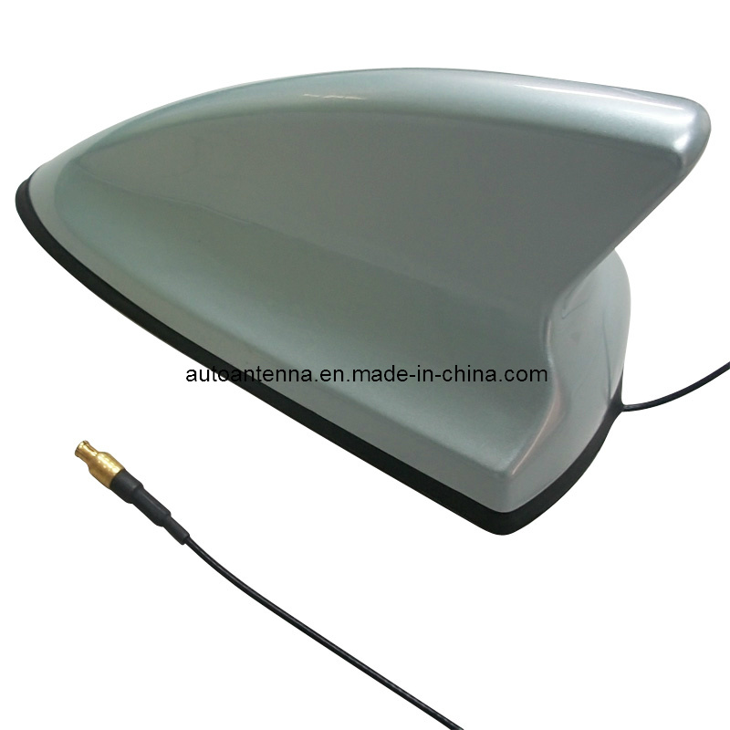 DVB-T Antenna for Car Rear Roof, No Need Drill Car Hole