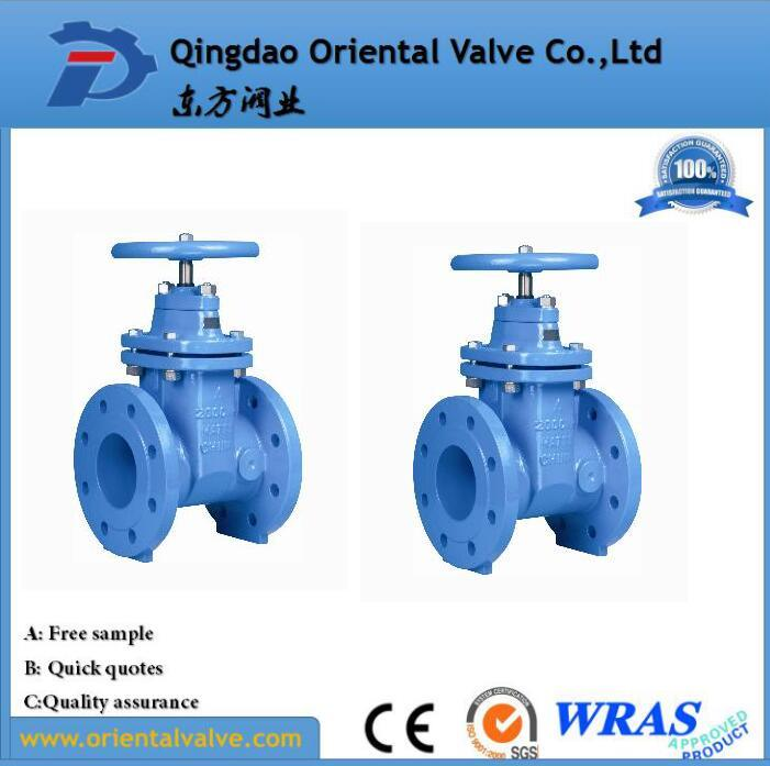 API 6A UL FM 2 Inch Flange Wcb Gate Valve with Prices