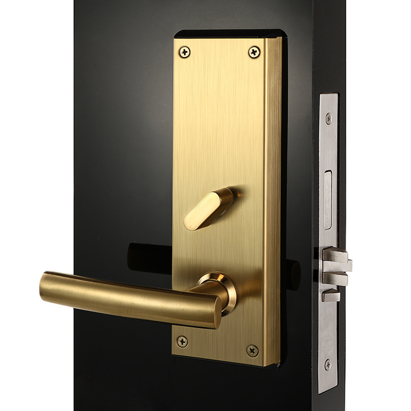 High Security RF Card Electronic Hotel Lock Smart Door Lock
