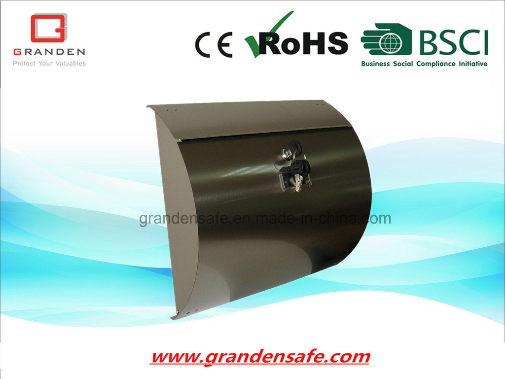 Stainless Letter Box Wall Mounted (GL-19)