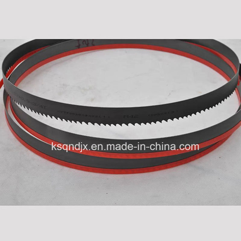 Stainless Steel Cutting Band Saw Blades