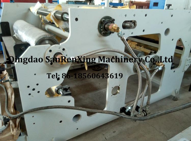 Net Transfer Hot Melt Adhesive Coating Machine