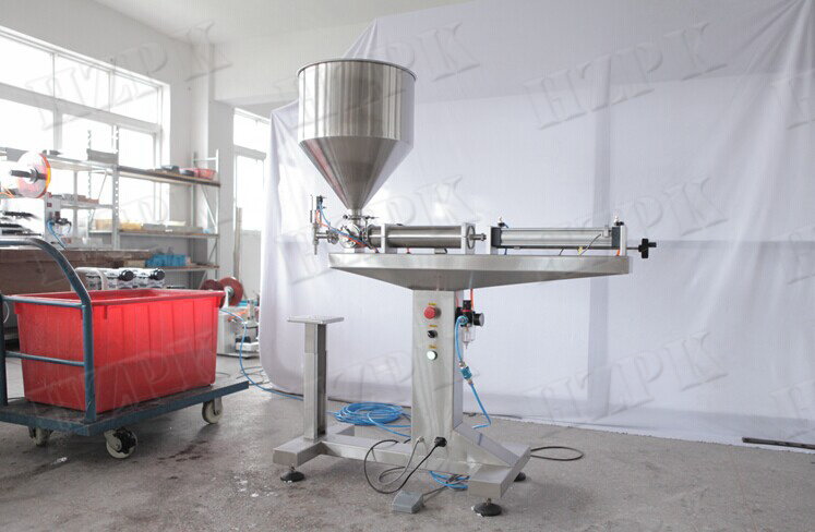 Vertical Type Paste Filling Machine (G1LG)