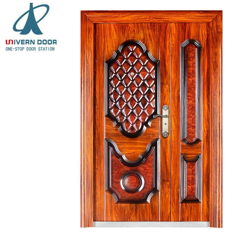China Hot Sale Mother-Son Used Wrought Exterior Iron Doors - China Iron Single Door Design Door  sc 1 st  ZHEJIANG SOCOOL INDUSTRY AND TRADING CO. LTD. & China Hot Sale Mother-Son Used Wrought Exterior Iron Doors - China ...