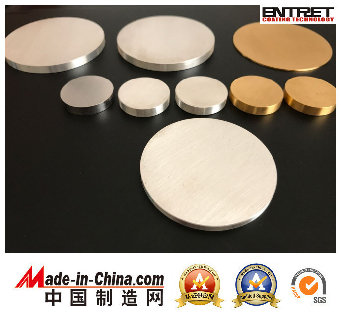 Sputtering Target for Research with Different Material: Alloy & Metal & Ceramic Target