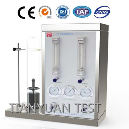 Ty-Jf Oxygen Index Apparatus Test Equipment
