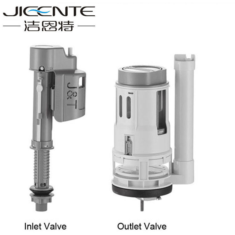 3 Inch Fill Valve and Outlet Valve