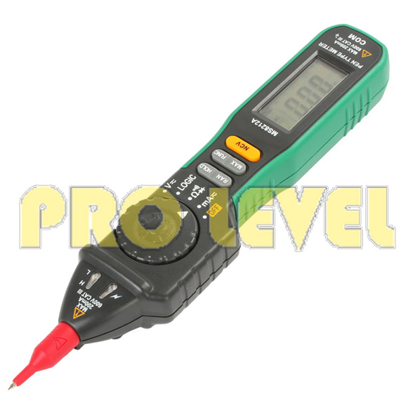 Autoranging Pen-Type Digital Multimeter (MS8212A)