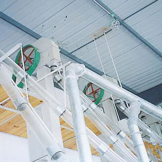 50-60 T/D Complete Rice Mill/Milling Machine / Grain Processing Machine