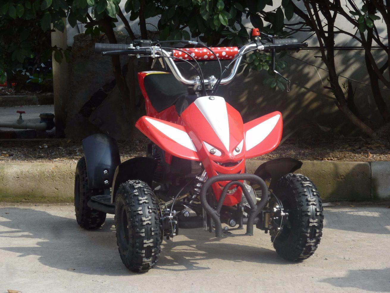 A7-003A 49cc Mini Kids Quad ATV with Ce Certification