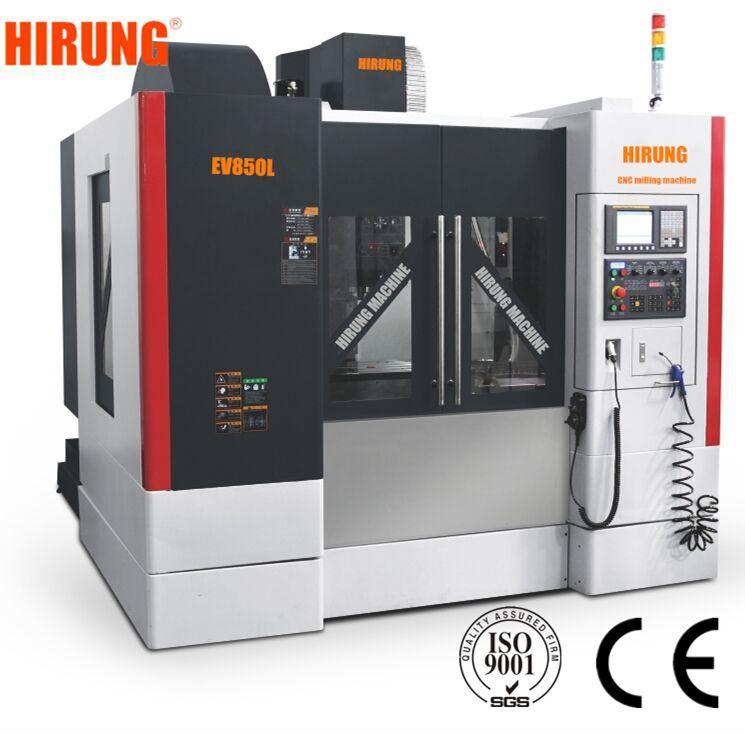 2017 Most Popular High Level CNC Vertical Machine Center, CNC Milling Machine (EV850L)