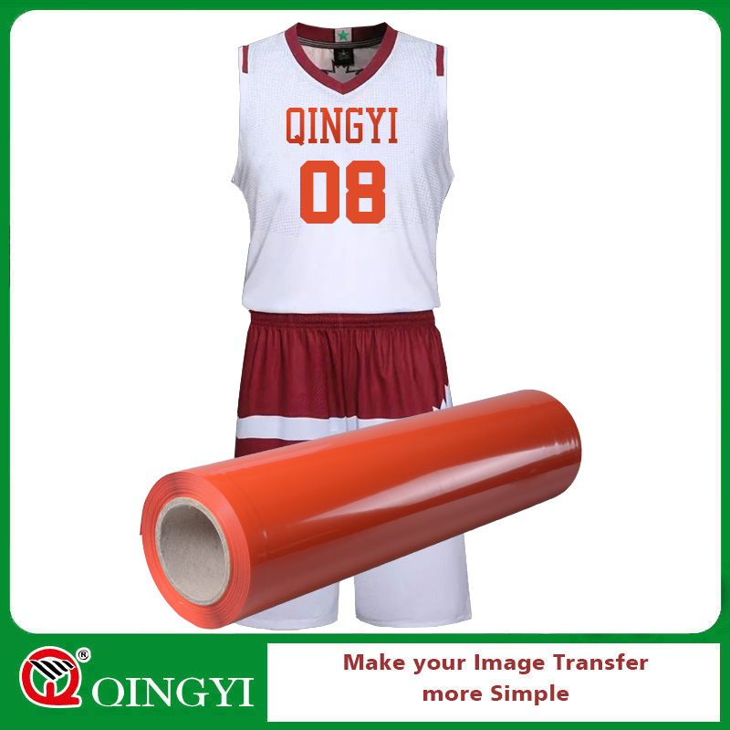 High Flex Qingyi Heat Transfer Vinyl