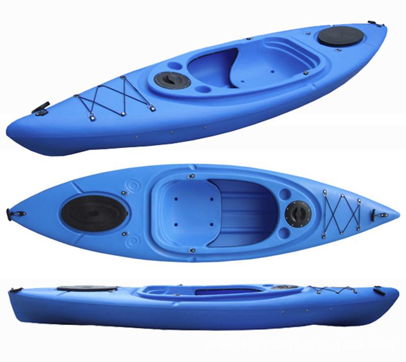 Rotomolding Plastic Kayak/Fishing Boat/Polyethylene Canoe