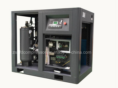 132kw/175HP High Power Variable Frequency Rotary/Screw Air Compressor