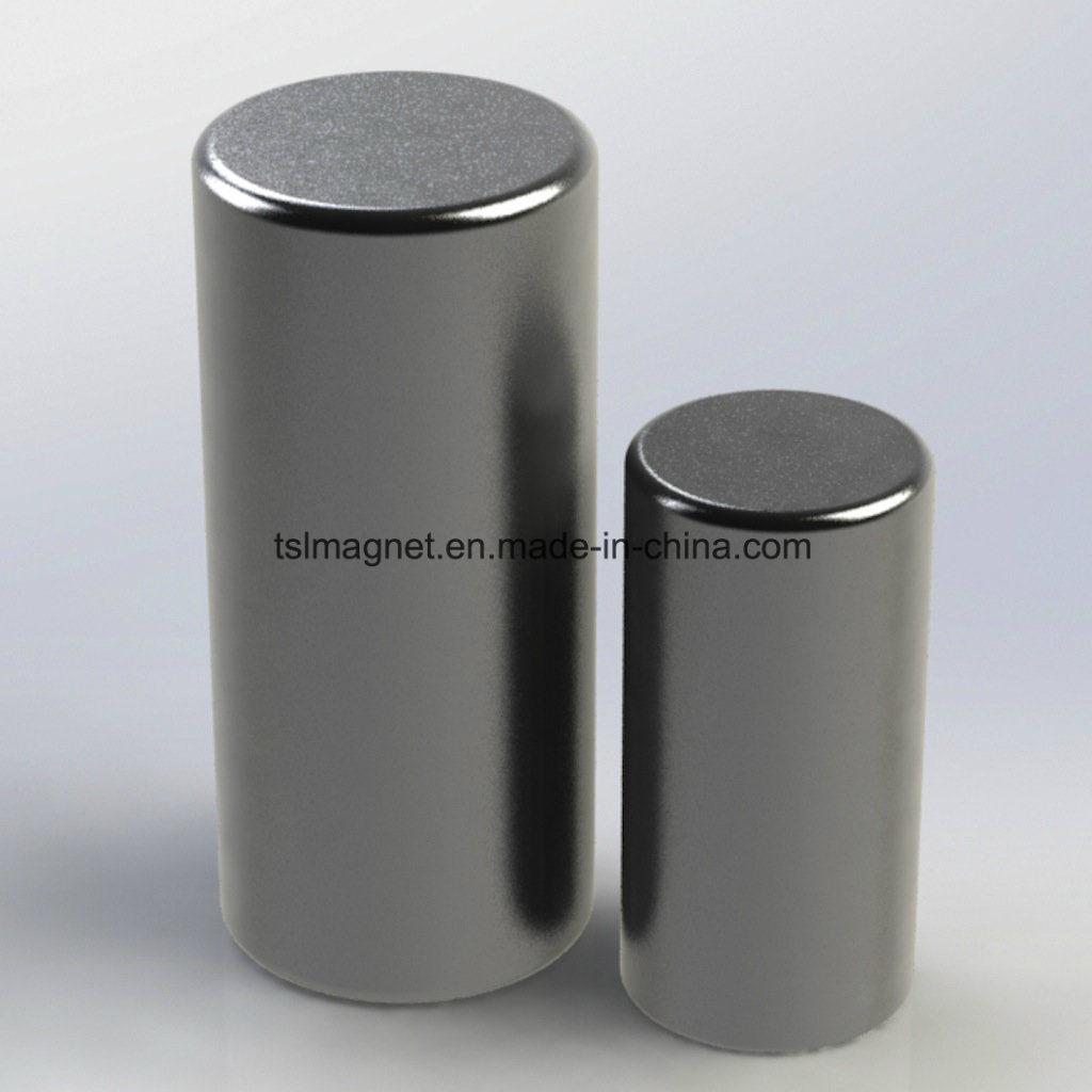 Sintered Rare Earth Permanent Rod NdFeB Magnets