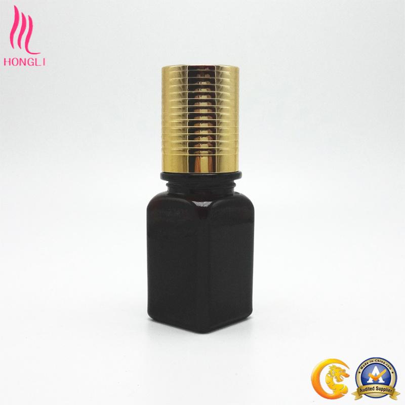 Black Rectangle Bottle for Perfume