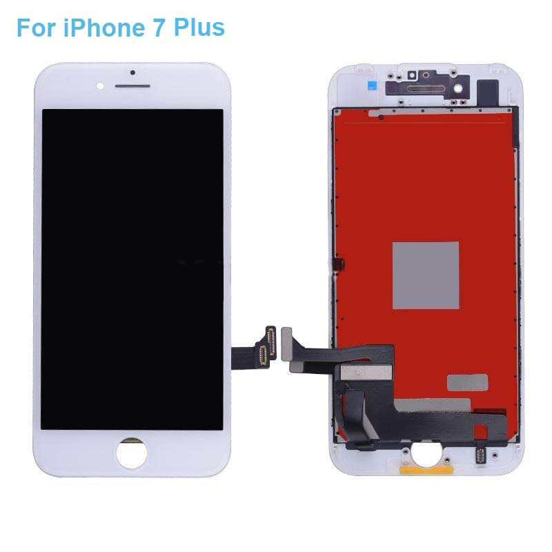 Mobile Phone LCD for iPhone 7 and 7plus Display Screen Digitizer Assembly Replacement