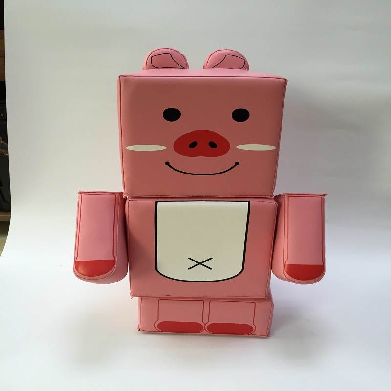 Cute and Soft Building Blocks Piggy Building Blocks Toys