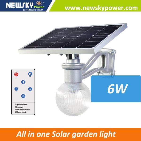 Outdoor Cheap Lights Garden Lighting Integrated All in One Solar Street Light