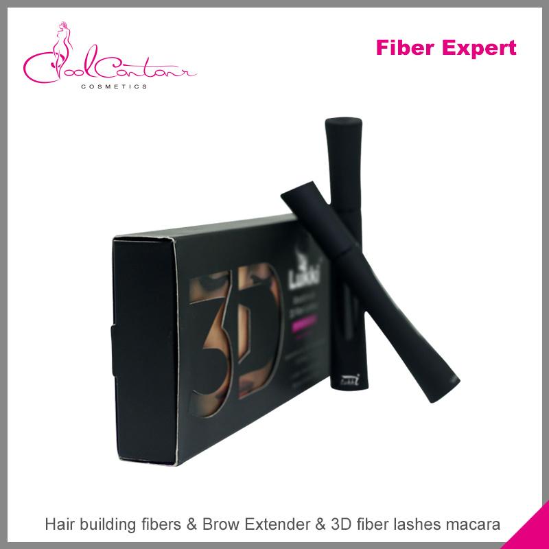 Waterproof Long Lasting Eyelash 3D Eyelash Fiber Mascara
