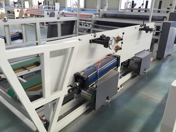 Automatic Small Toilet Tissue Roll Making Machine