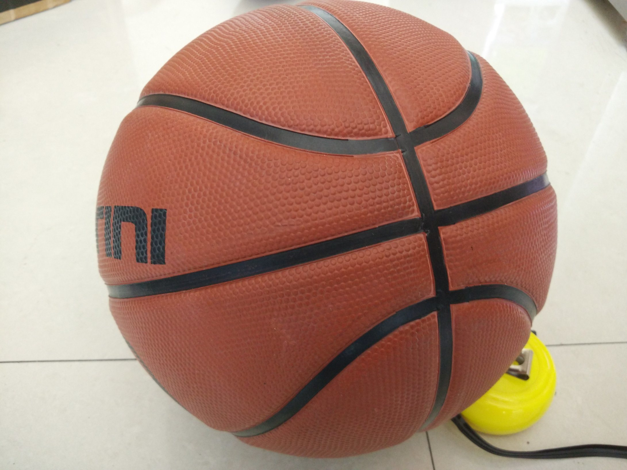 5# Rubber Foam Outdoor Sport Basketball