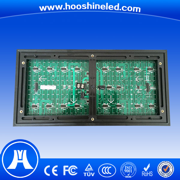 Easy Operation Outdoor Single Color P10-1b Alphanumeric LED Display