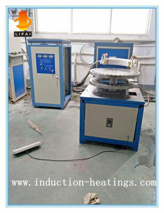 Ultrasonic Frequency Induction Heating Equipment for Head Rod Heating