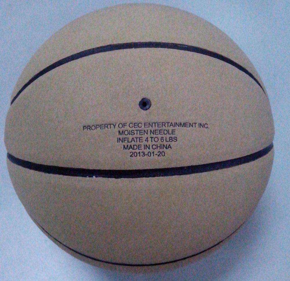 8 Slices PVC Laminated Sport Basketball