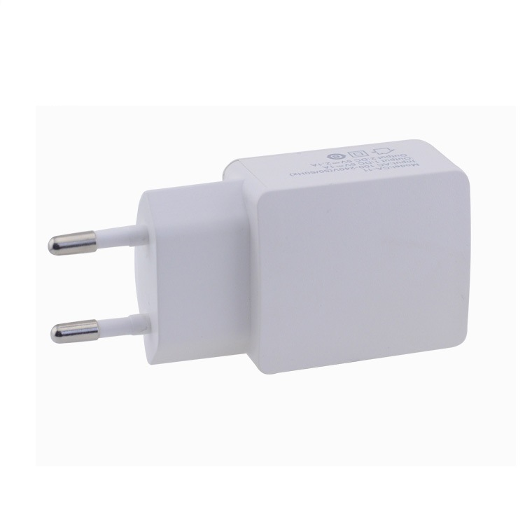 New Arrival 2 USB Ports Travel Charger for Mobile Phone