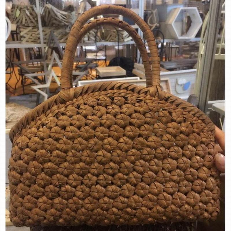 Grapevine Handmade Basket Handicraft