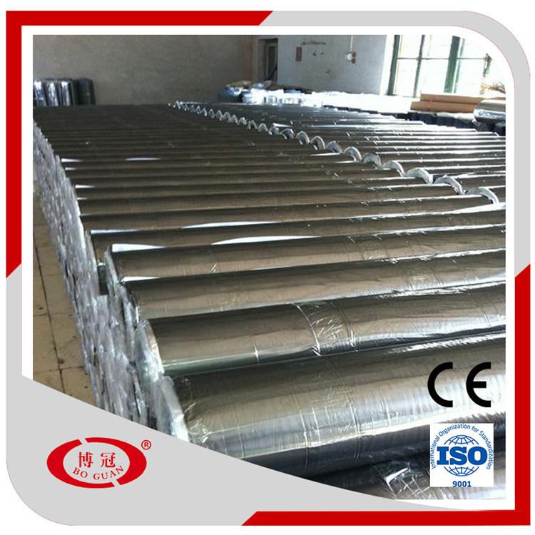 Bitumen Self-Adhesive Waterproofing Materials for Construction