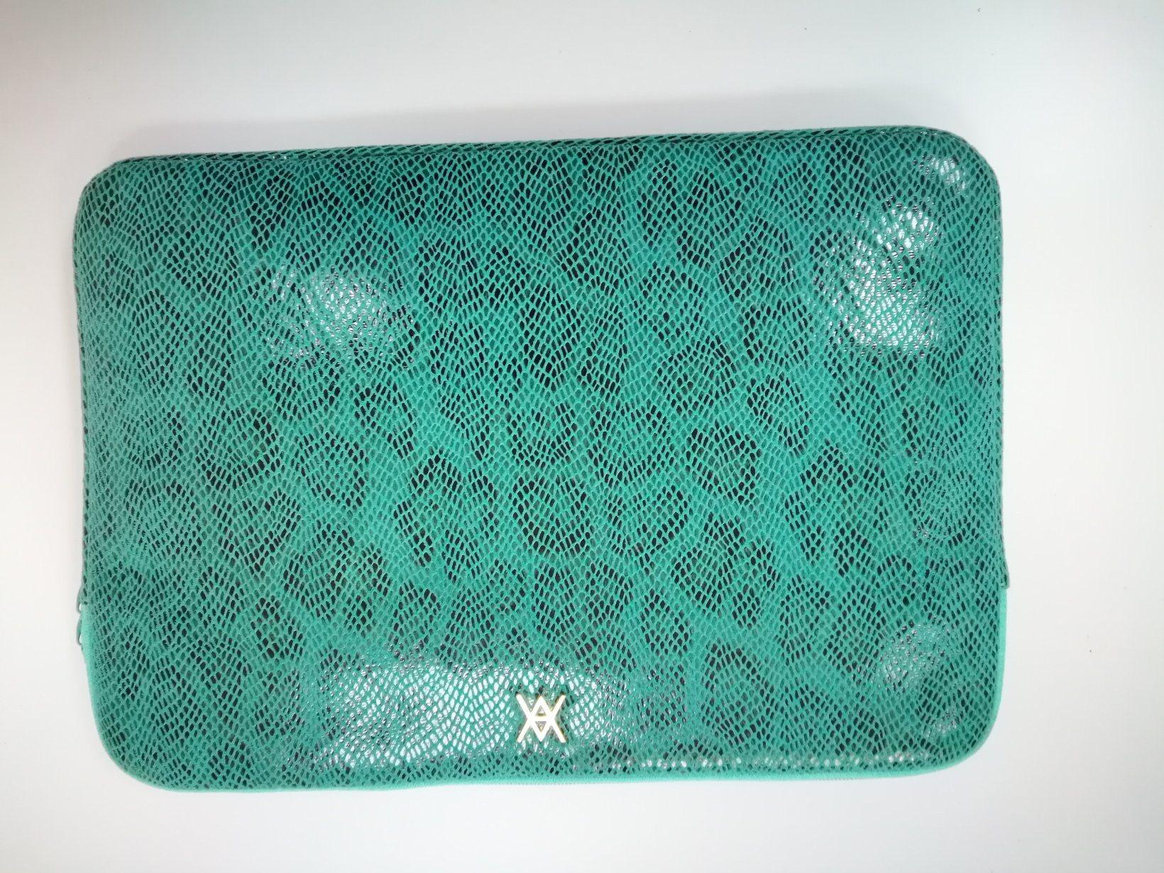 Modern PU Leather Shockproof Laptop Tablet Computer Sleeve Bag
