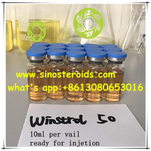 50 Mg/Ml Winstrol Body Building Steroids Stanozolo (winny)