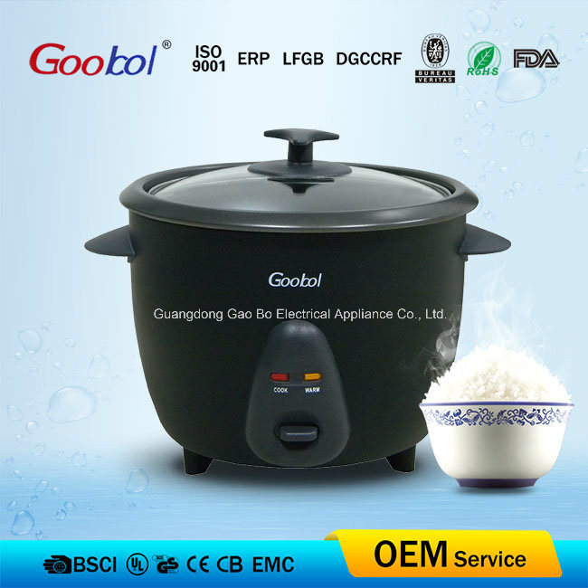 Electric Rice Cooker Drum Shape 1.8L