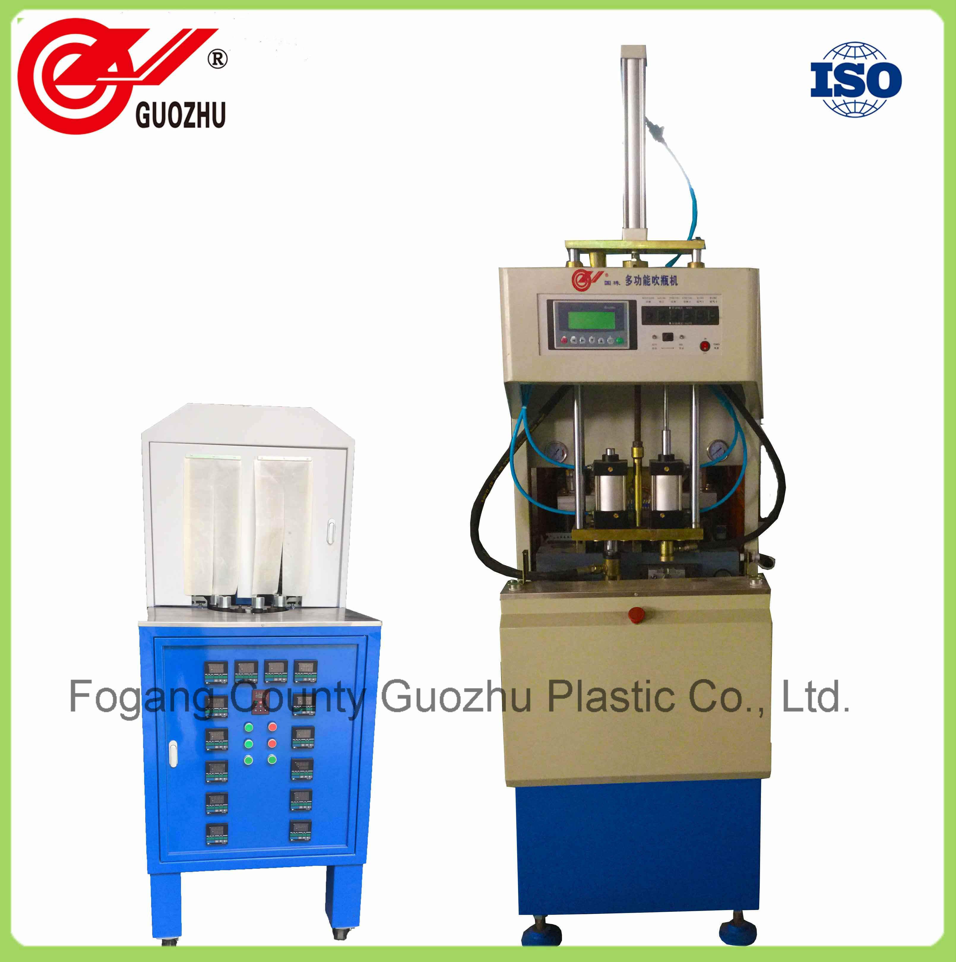 High Quality Semi Automatic 1.5L Bottle Blow Molding Machine