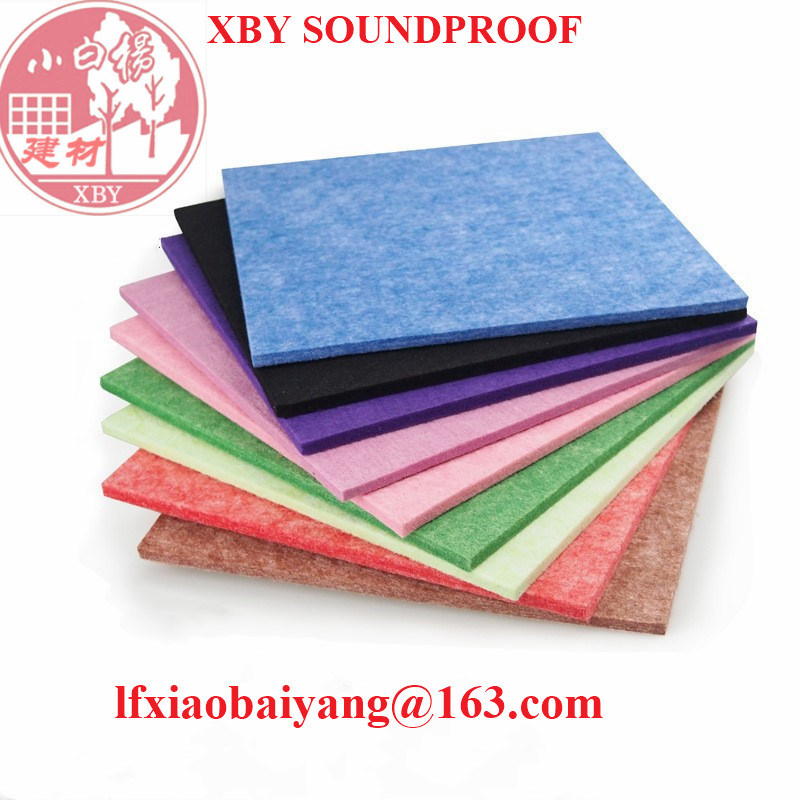 Polyester Fiber Acoustic Panel Wall Panel Acoustic Board Ceiling Panel Decoration Panel