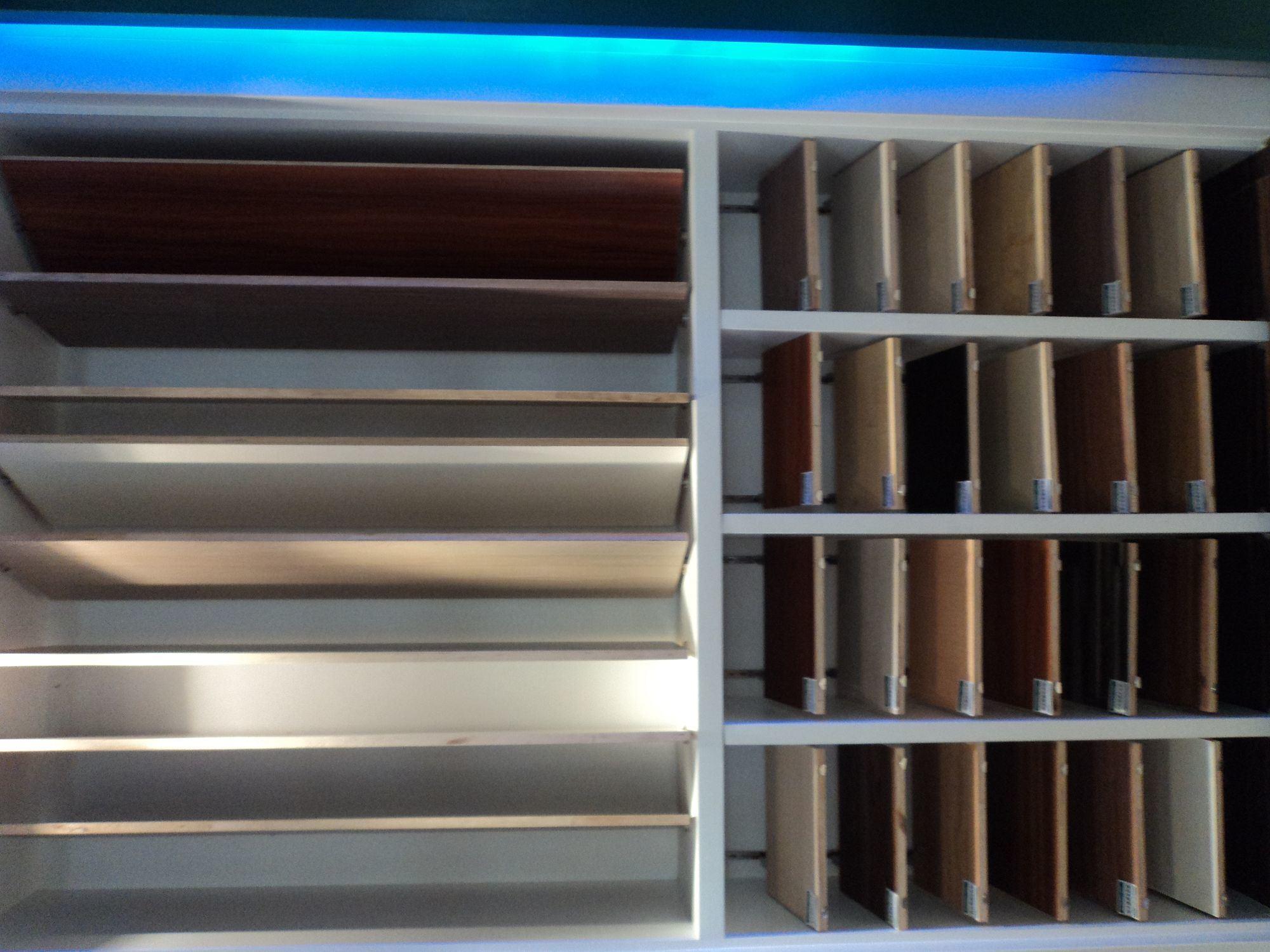 Melamine MDF for Furniture, Walnut MDF, Decorative MDF, AA Grade MDF, Size 1220X2440X18mm