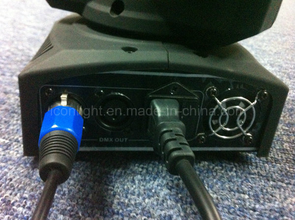 30W Mini LED Moving Head Light for Disco Lighting (ICON-M007)