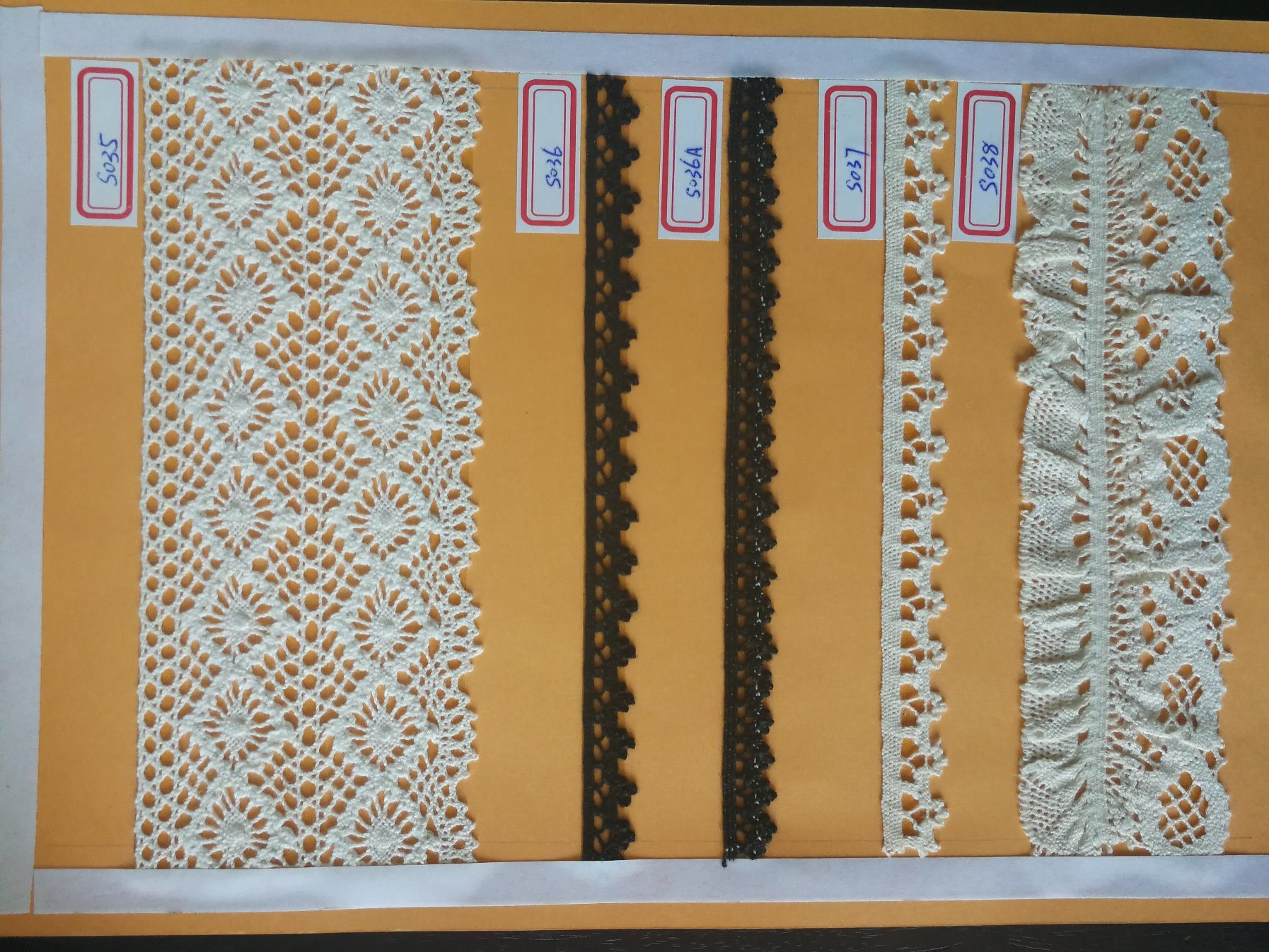 Cotton Yarn Computerized Lace Embroidery Machine