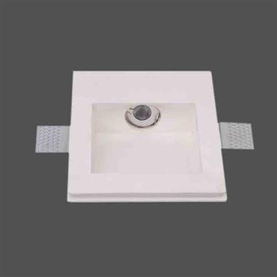 Sixu Recess Plaster Wall Lamp Hr-4003