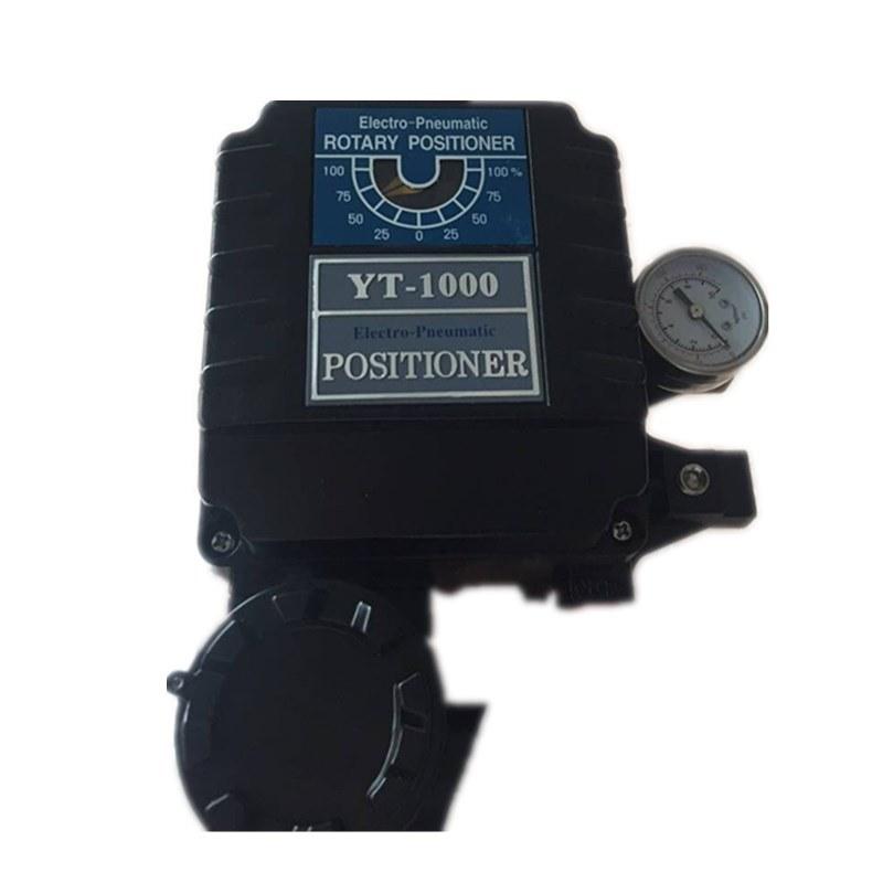 Klqd Electro-Pneumatic Positioner Yt-1000r for Ball Valve