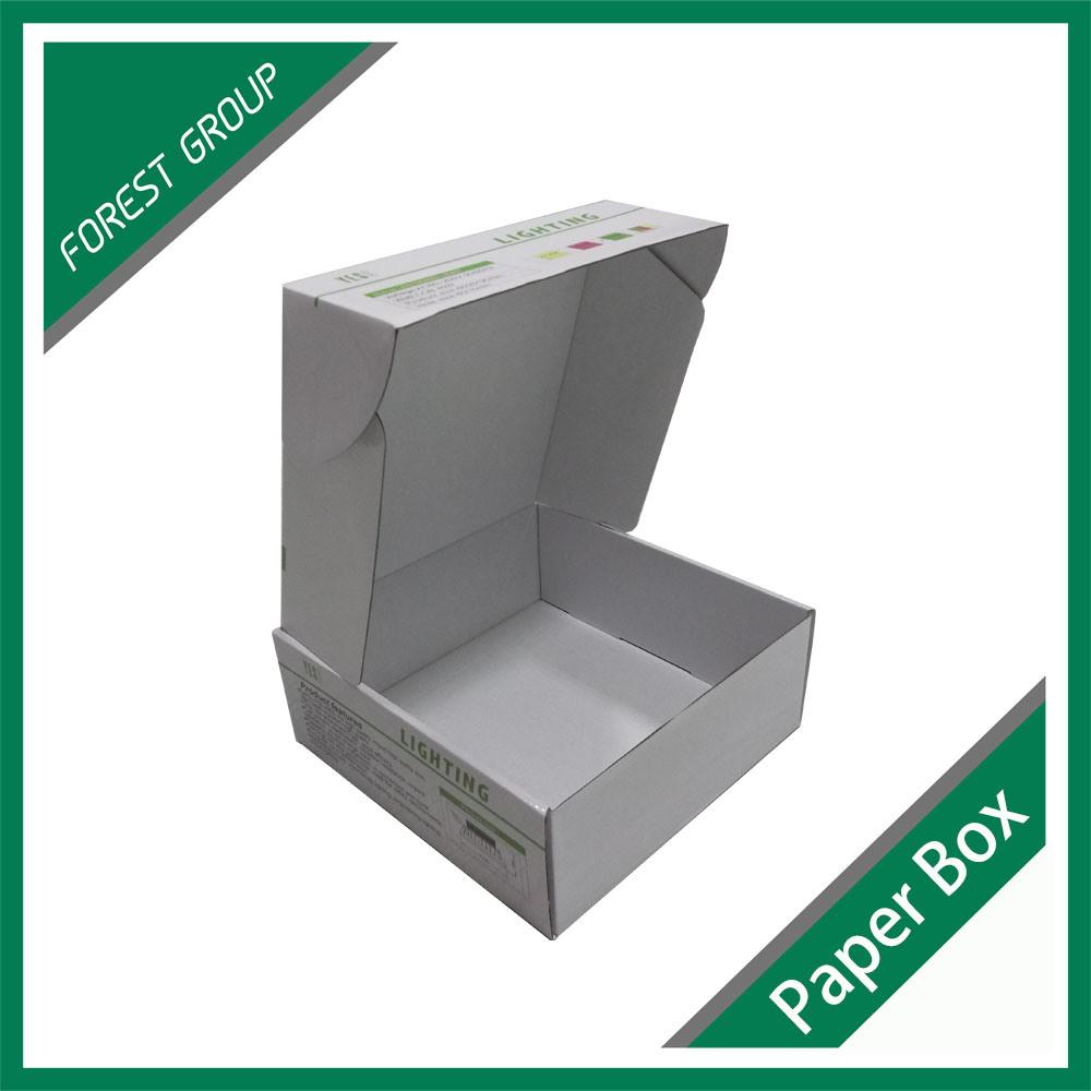 Custom Printing Cardboard Box Packaging for LED Light
