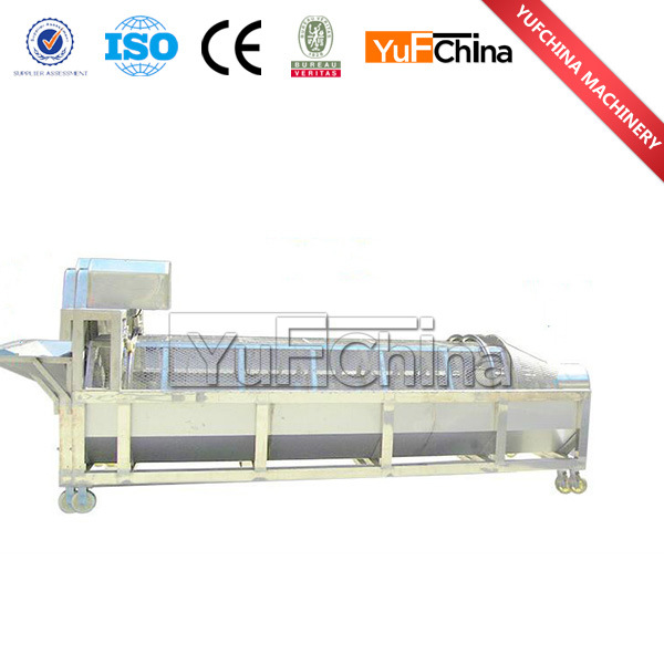 High Efficiency Fish Peeling Machine