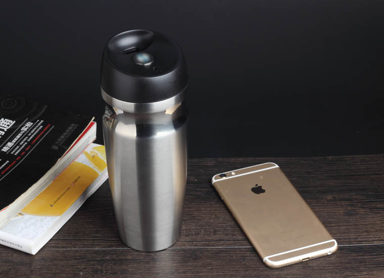 New Design Manufacturer Stainless Steel 450ml Travel Mug