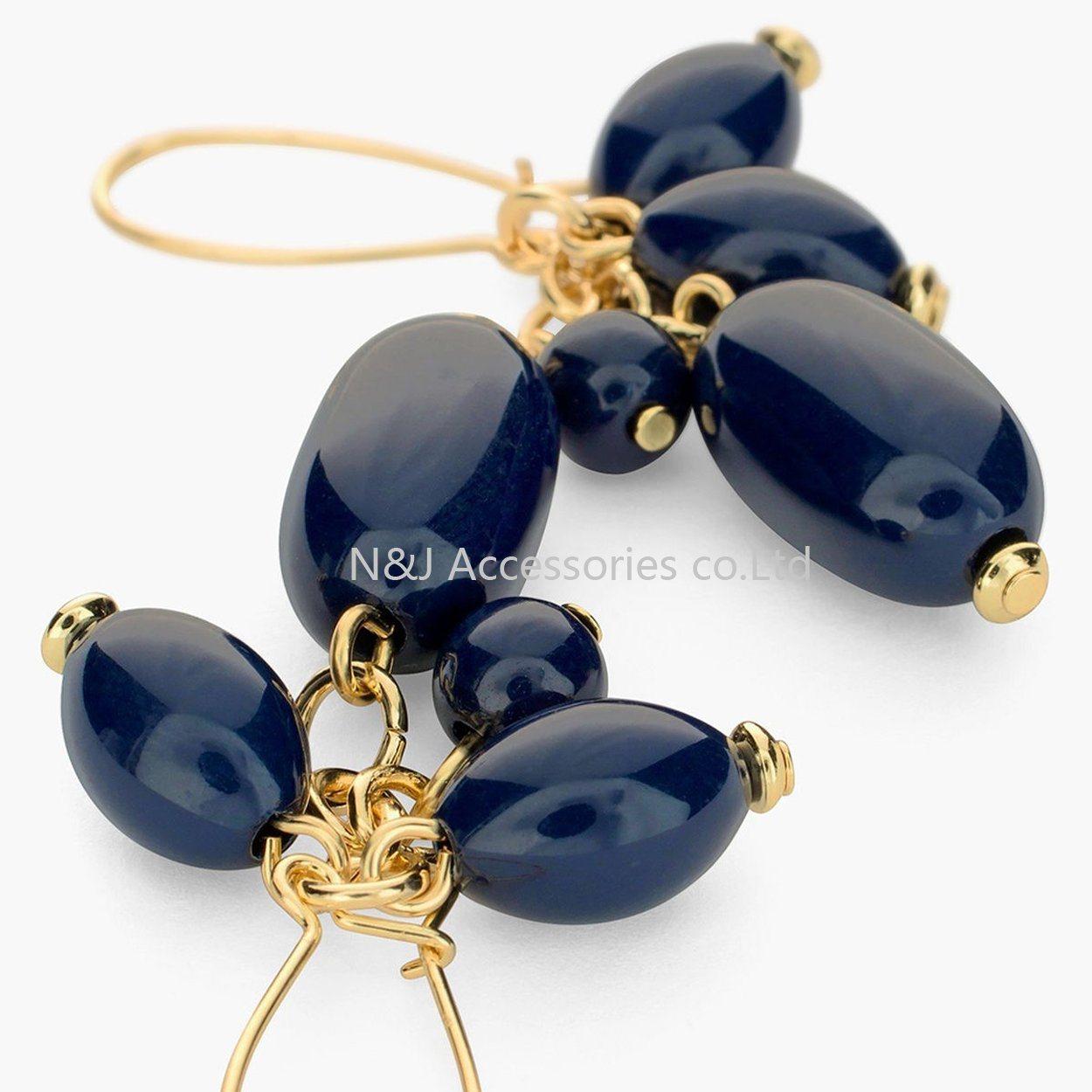 Handmade Dangle Earrings Jewelry Acrylic Resin Accessories Drop Earring Factory Wholesale